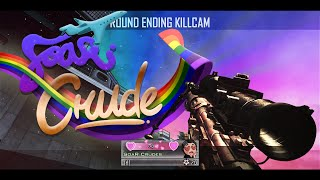 Why You Gotta Be SoaR Crude by Cristo (Call of Duty Trickshotting Montage!)
