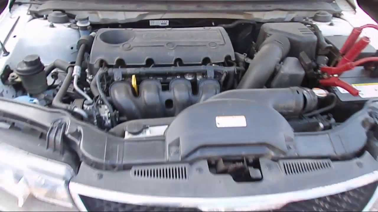 Wrecking 2010 Kia Cerato 20 C16509 Youtube Fuse Box Location