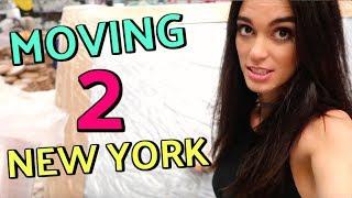 Преместване в Ню Йорк