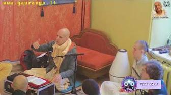 Шримад Бхагаватам 4.20.6 - Мадана Мохан прабху