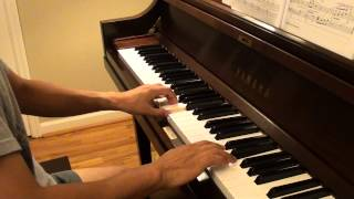 L2#12 Sakura (cherry Blossoms) - Alfred's Basic Adult Piano Course 2, P. 24