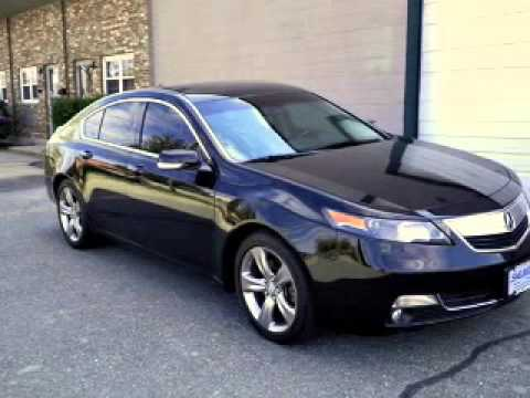 2012 Acura TL - East Walpole Ma - YouTube