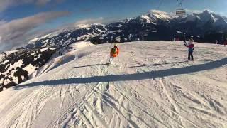 ski gopro hd hero2 mayrhofen 2012 2013