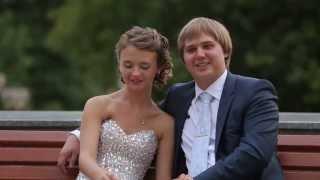 Видеоотзыв молодожен для свадебного агентства