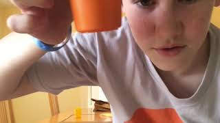 Insane smoothie challenge w forfeit (gross warning)