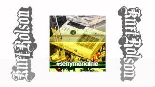 02 - TEDE - Senymenalnie (prod. SIR MICH) / #kurt_rolson 2014