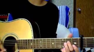 1stアルバム「だいじなもの」12曲目「想いの詩」をギターで弾き語...