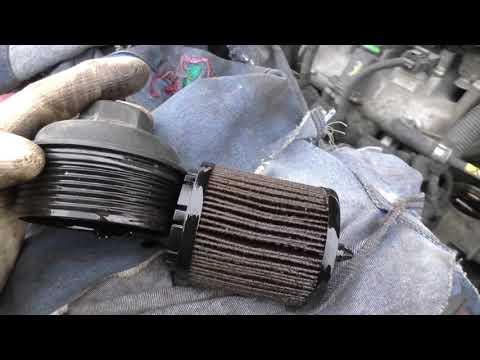 Фото к видео: #40 Замена масла в двигателе Opel Insignia 2.0 TURBO (Опель Инсигния A20NHT)