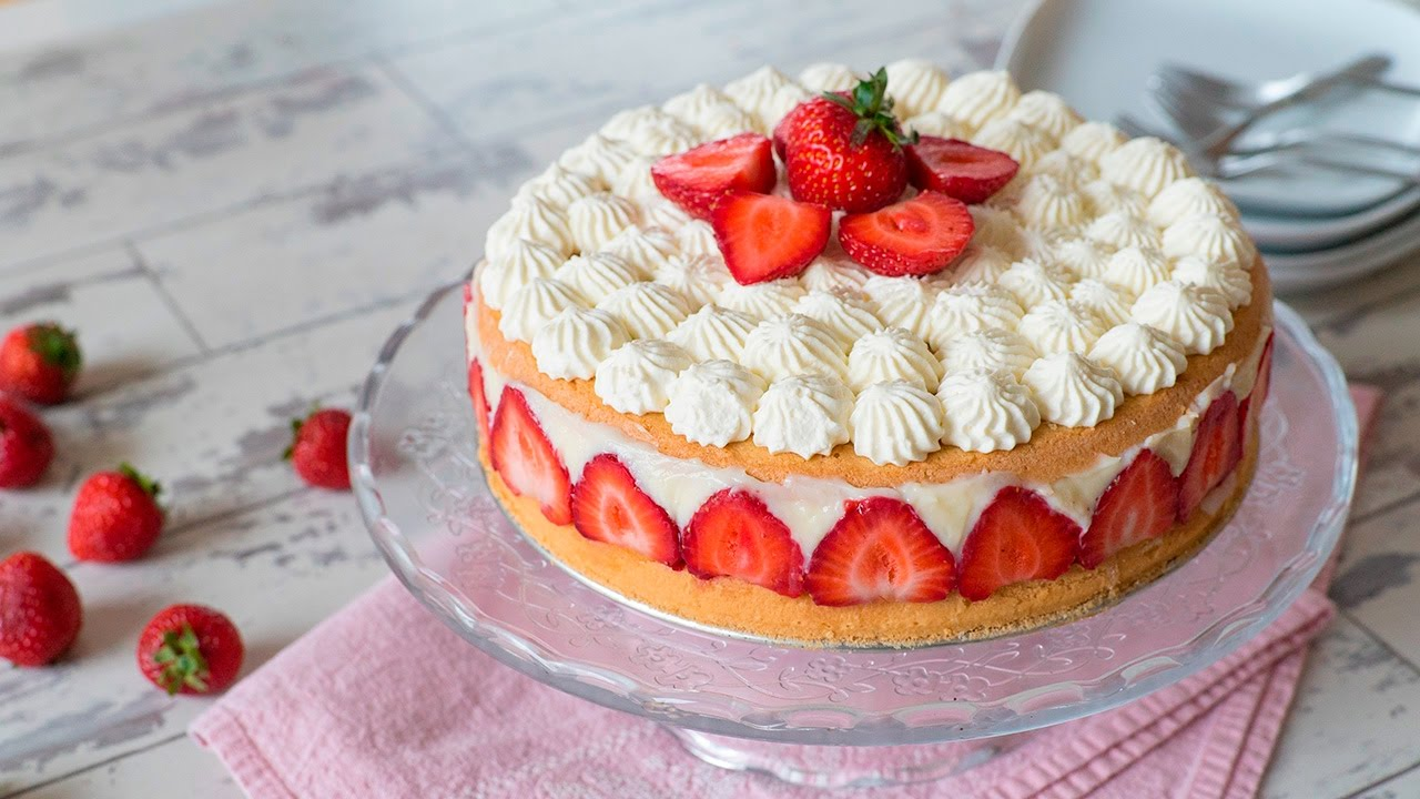How To Make Cake In Youtube