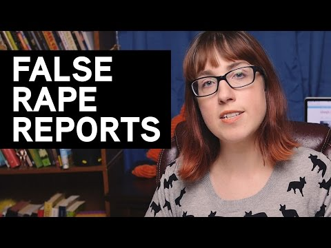 The Science of False Rape Allegations