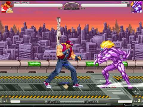 Legendary Terry Bogard VS Neo Dio: A Dance With Violence II