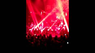Machine Head - I Am Hell (Sonata in C#) @ Town Ballroom