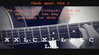 [Hướng dẫn Guitar] Tìm_Trúc Nhân ft Văn Mai Hương By Leo Tép