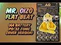 Capture de la vidéo Mr.oizo - Flat Beat (Aa Battery Po-32 Tonic Live Cover)