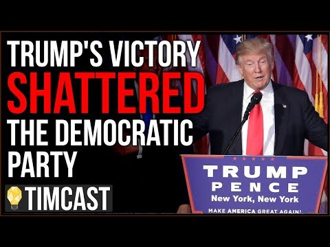 Trump's Victory Shattered The Democrats, They've Been Struggling Ever Since