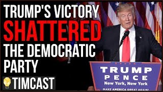 Trump\'s Victory Shattered The Democrats, They\'ve Been Struggling Ever Since