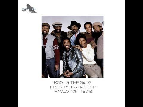 Kool & the gang - Fresh mega mash up - Dj Paolo Monti 2012