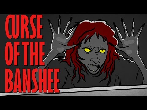 BEWARE! HER WAILS BRING DEATH - Irish Banshee Urban Legend Story Time // Something Scary   Snarled