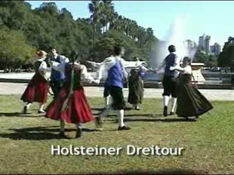 Holsteiner Dreitour - Deutsche Volkstanzgruppe Tanz mit uns