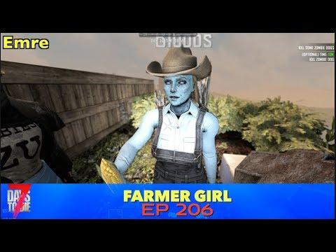 7D2D | (206) | Farmer Girl