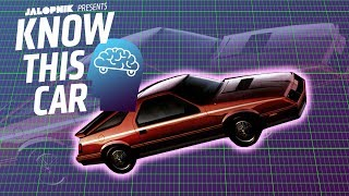 The Chrysler Laser Was The Forgotten Twin Of The '80s | Know This Car