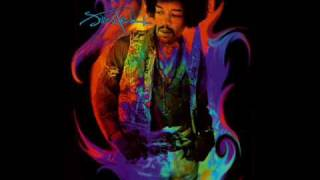 Jimi Hendrix 1983 (A Merman I Should Turn To Be) Instrumental Cover