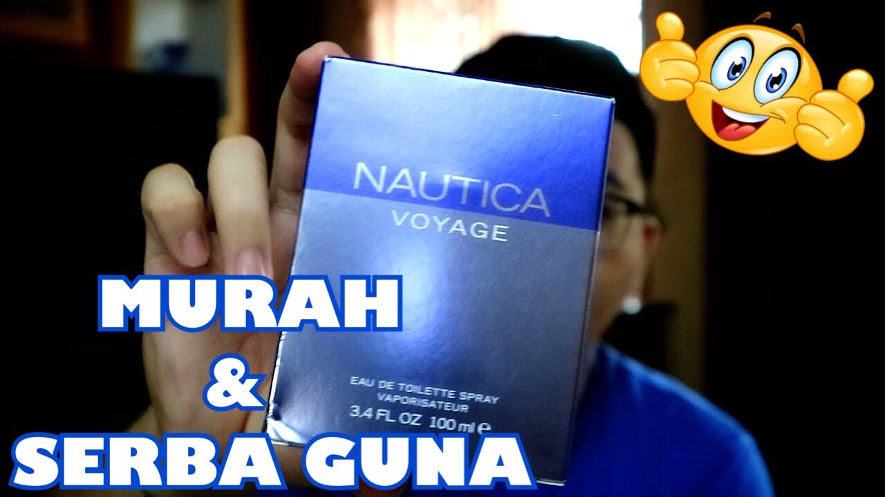 Nautica Voyage Indonesia Parfum Review Giveaway Closed Youtube