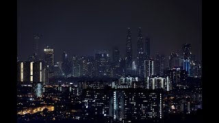 Cities in Malaysia go dark as Earth Hour kicks off