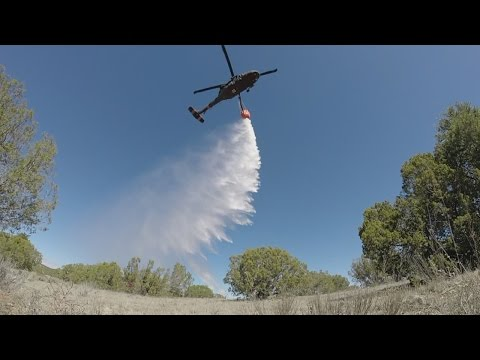 New Mexico National Guard readies for wildfires