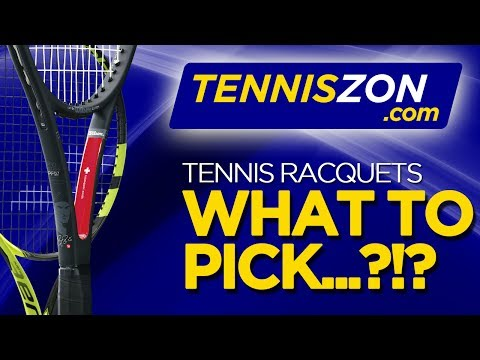 How to Pick Your Tennis Racquet?