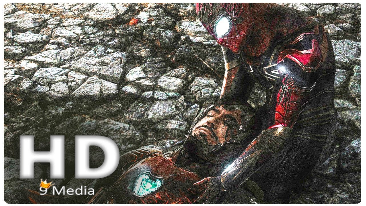 Tony stark dies in endgame
