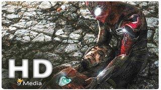 Avengers 4: Endgame _ Tony Stark's Death Spoiled in Spider-man: Far From Home Trailer? (2019) Marvel