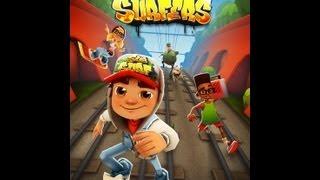 Subway Surfers 2012 PC-Gameplay 2