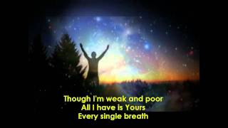 Heart Of Worship - Matt Redman Karaoke with lyrics
