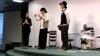 日本三位大師級髮型設計師 (伊藤五郎、清水智也及奧川哲也) 3