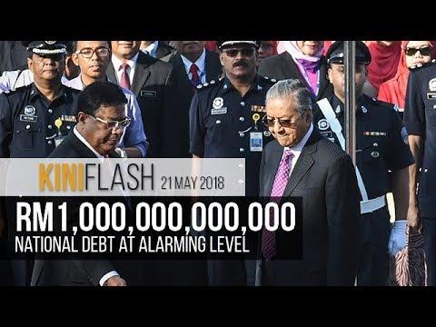 RM1 trillion national debt, Najib must be at MACC HQ | KiniFlash - 21 May