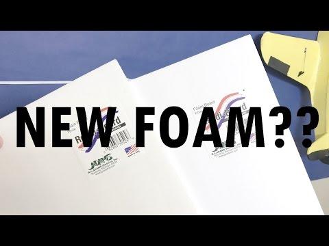 nerdnic   NEW Adams Readi-Board (Dollar Tree Foam)