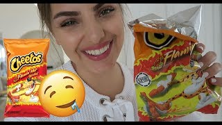 Obsessing Over Cheetos and Q & A | VLOGMAS #6