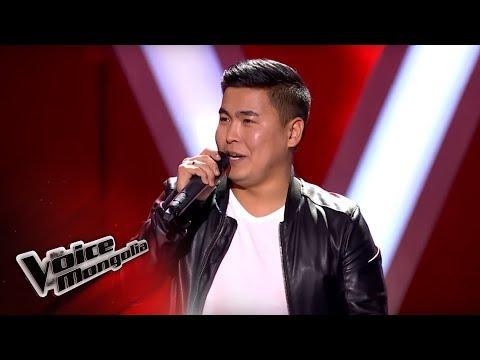 "Mungunsuh.J - ""Tugs tuguldur"" - Blind Audition - The Voice of Mongolia 2018"