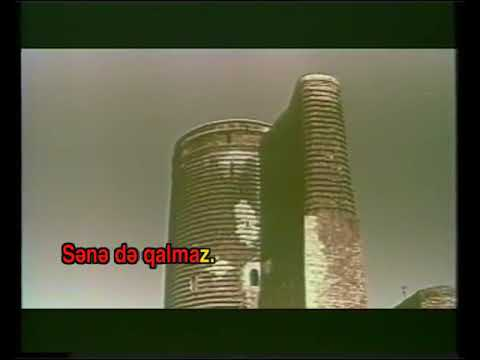 Sənə Də Qalmaz 2 - Karaoke - Azərbaycan Bəstəkar Mahnısı