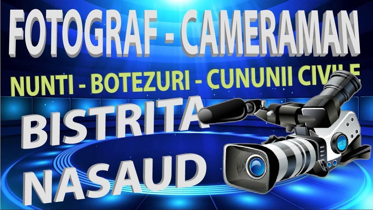 Fotograf Nunta Botez Cununie Civila Cameraman Fotografie