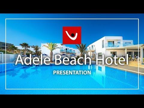 Adele Beach Hotel  Cinematic Presentation | Hotels In Rethymno, Crete