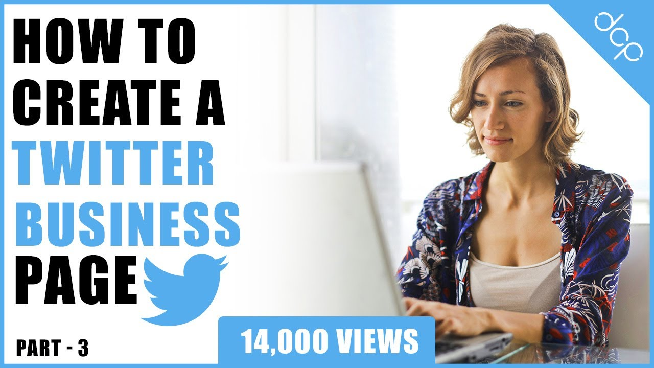 how to create the twitter account