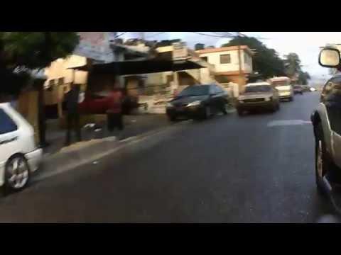 Rodando Santo Domingo Oeste.