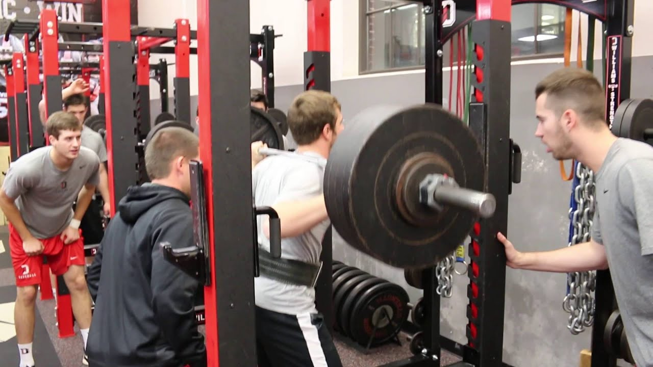 Baseball Fall Strength Conditioning
