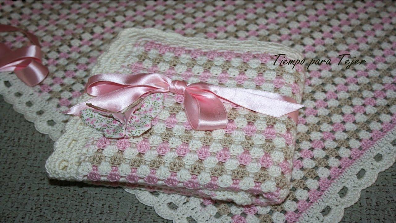 N cobijas y colchas tejidos a crochet para bebes galer a - Colchas de ganchillo para bebe ...