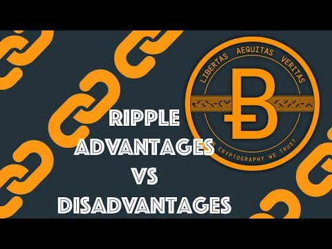 Cryptocurrency benefits and disadvantages