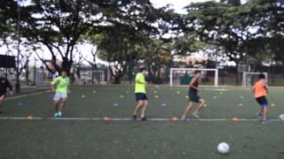 Course-Navette, Test de Resistencia en Futbol