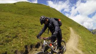 Tour Mont Blanc - Mountain Bike - Aug.2016