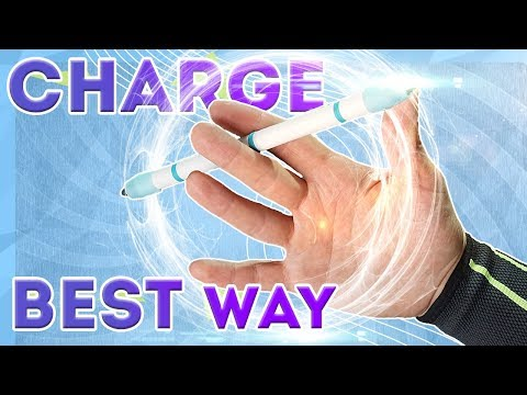 Pen Spinning Charge (and Continuous) - Easy Way To Learn.